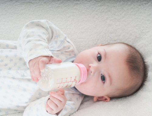 Tooth Decay from Baby Bottles