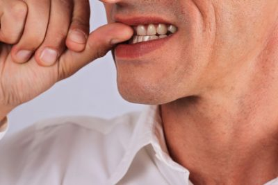 Harmful Effects of Nail biting on the Teeth