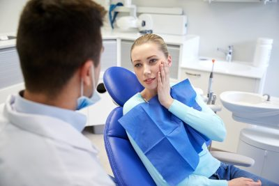 Causes of Tooth Sensitivity
