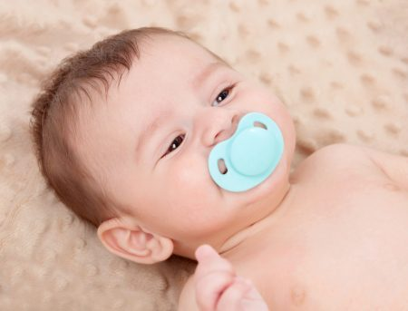 Pacifiers and Dental Health for Toddlers