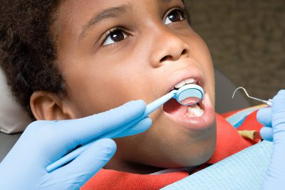 General Advice for Parents That Have a Child With a Chipped Tooth